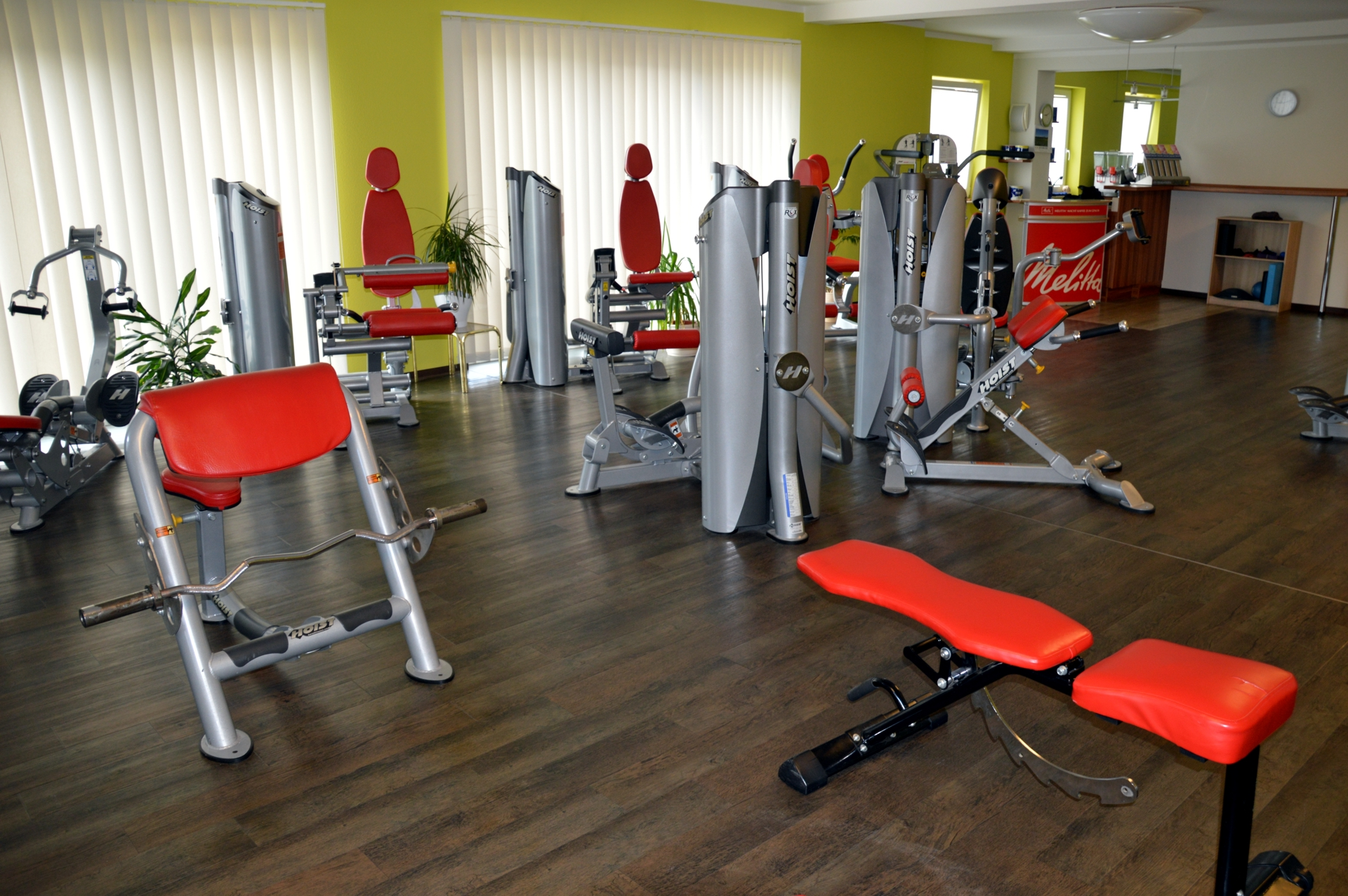 Fitnessstudio Anders in Arnsdorf
