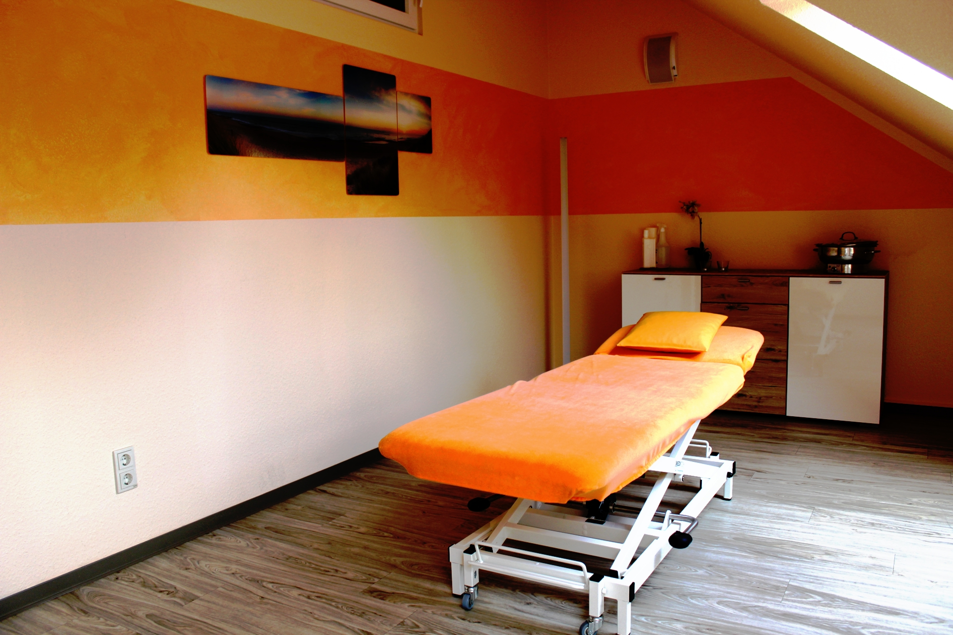 Physiotherapie Anders in Arnsdorf