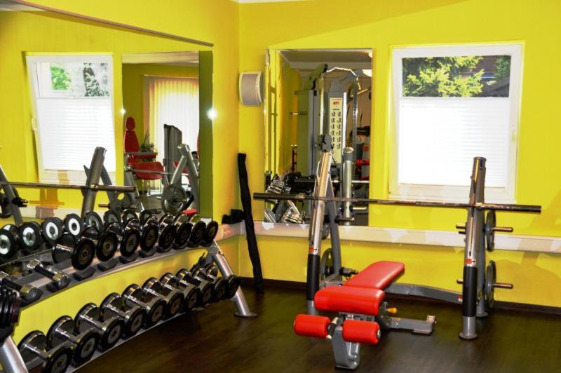 Fitnesscenter Anders Sport treiben Arnsdorf