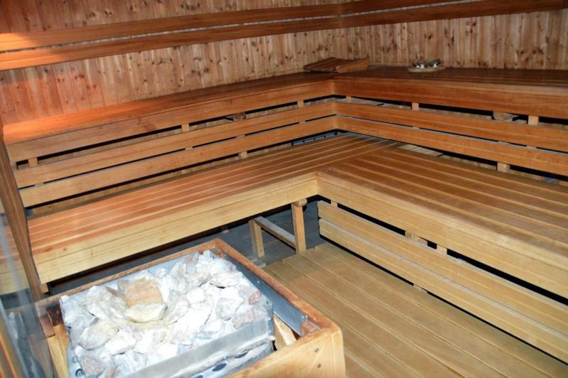 Sauna des Fitnesscenter Anders in Arnsdorf